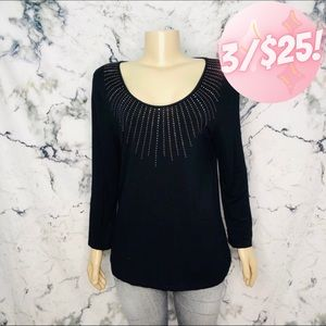 💖3/$25💖 Ellen Tracy Long Sleeve Shirt